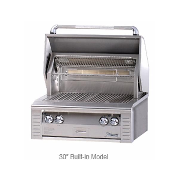Large grilling station
