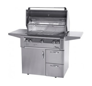 36 inch cart grill