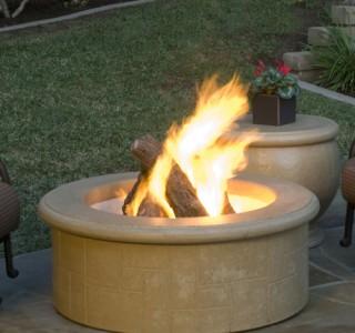 El-Dororado firepit