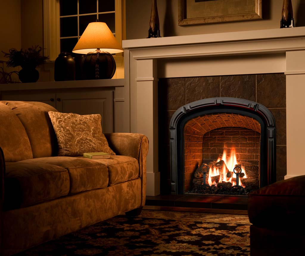 Living Room Decorating Ideas With Fireplace: Electric Fireplaces
