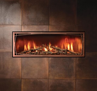 Willowbrook Room fireplace