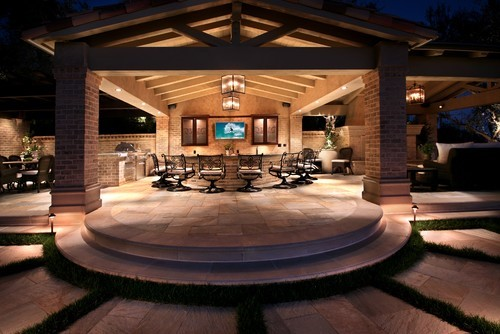 Outdoor Focal Point