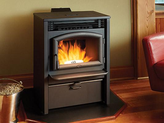 agp pellet stove