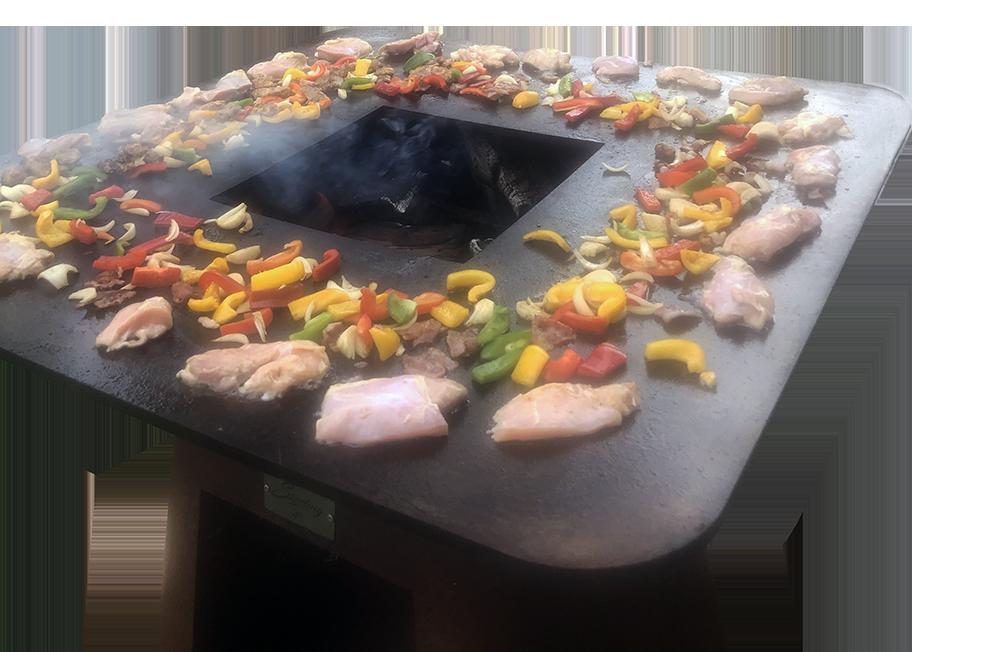 hancock grill